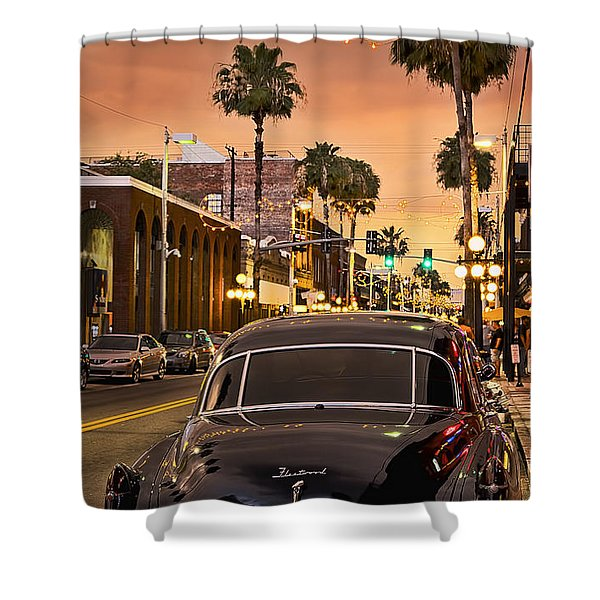 48 Cadi Shower Curtain