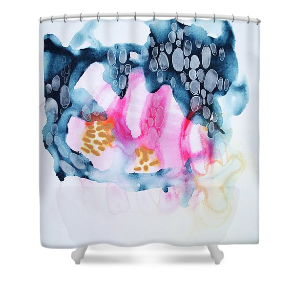 4 Winds - Chinook Shower Curtain