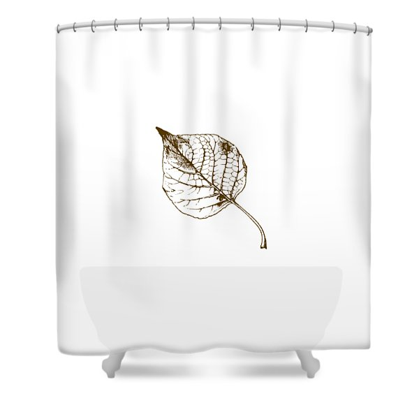 Autumn Day Shower Curtain