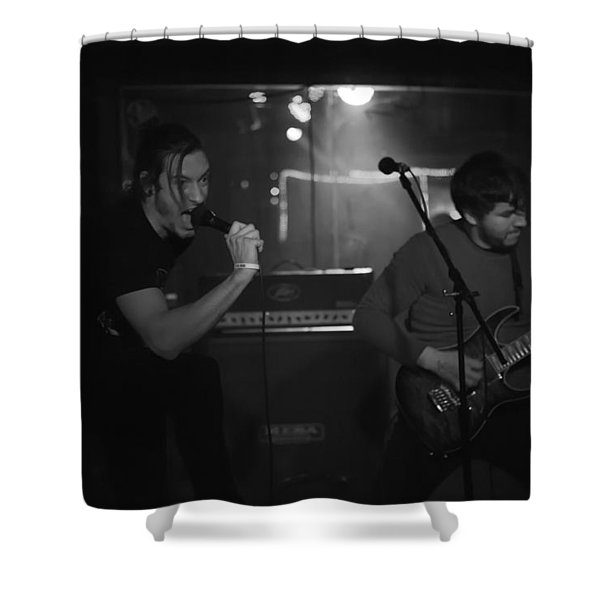 Countermeasures Shower Curtain