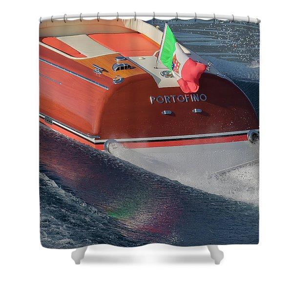 Riva Portofino Shower Curtain