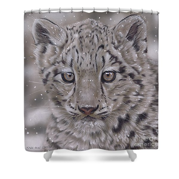 50 Shades Of Grey Shower Curtain