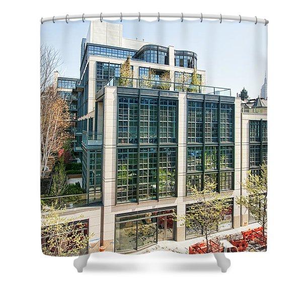 500 W 21st Street 3 Shower Curtain