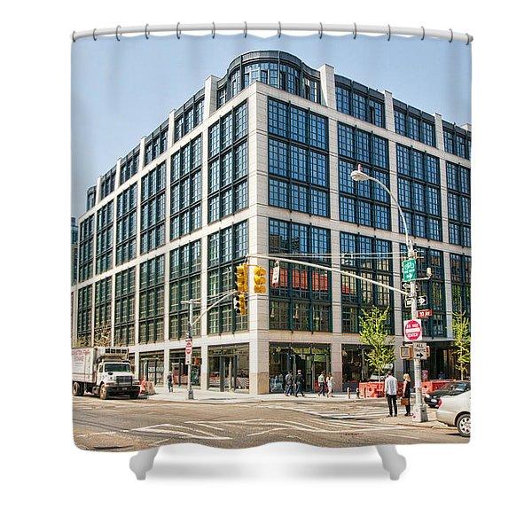 500 W 21st Street 5 Shower Curtain