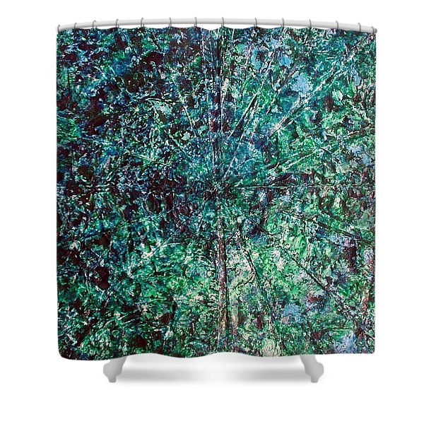 52-offspring While I Was On The Path To Perfection 52 Shower Curtain