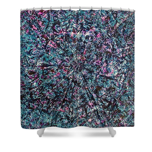 53-offspring While I Was On The Path To Perfection 53 Shower Curtain