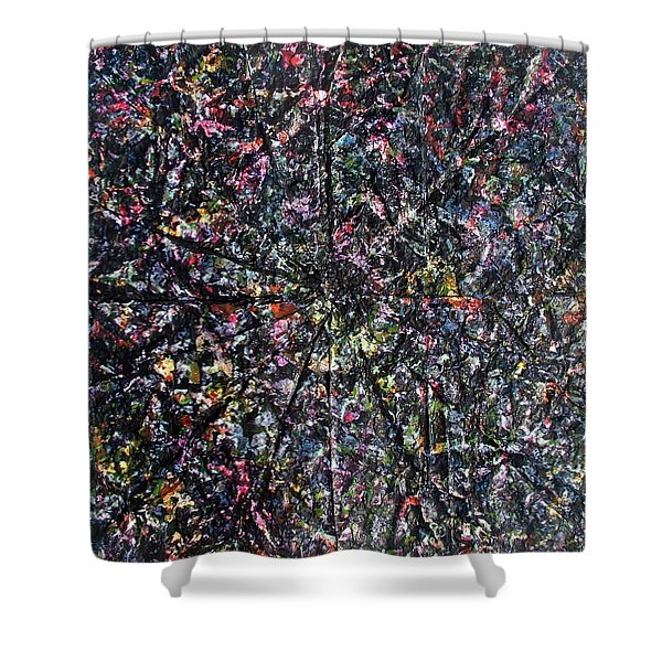 54-offspring While I Was On The Path To Perfection 54 Shower Curtain