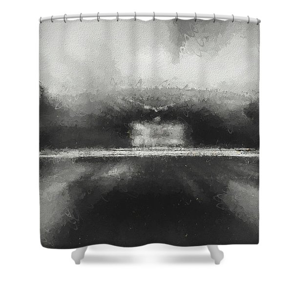 57' Chevy Mood Shower Curtain