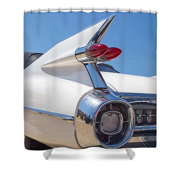 '59 Caddy Shower Curtain