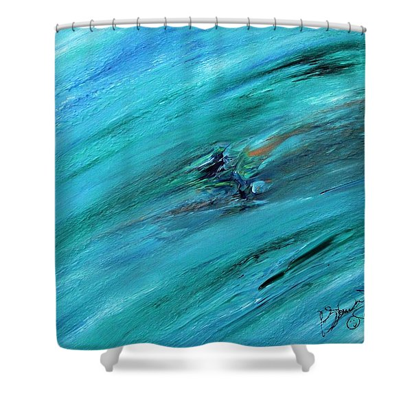 Masterpiece Collection Shower Curtain