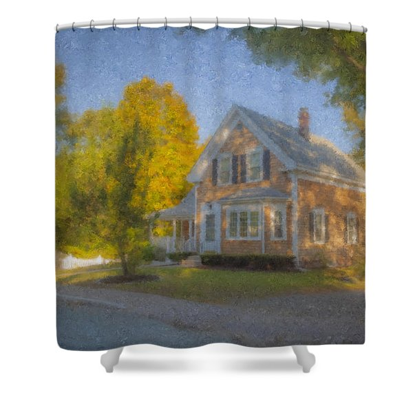 59 Williams Street Easton Ma Shower Curtain
