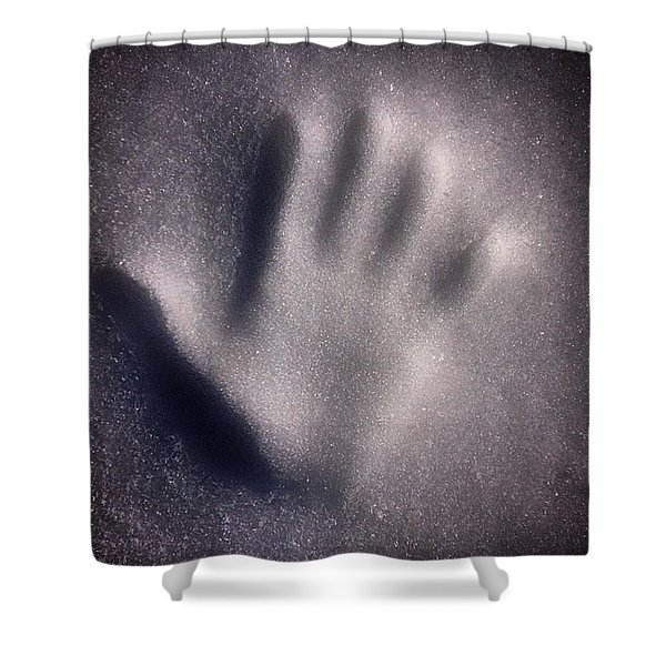 Snow Touch Shower Curtain