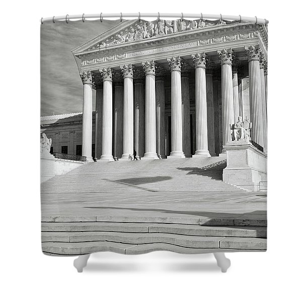 Supreme Court Of The Usa Shower Curtain