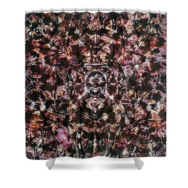60-offspring While I Was On The Path To Perfection 60- Shower Curtain