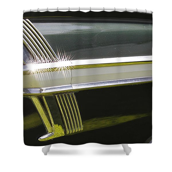 64 Ford Fairlane 500 Shower Curtain
