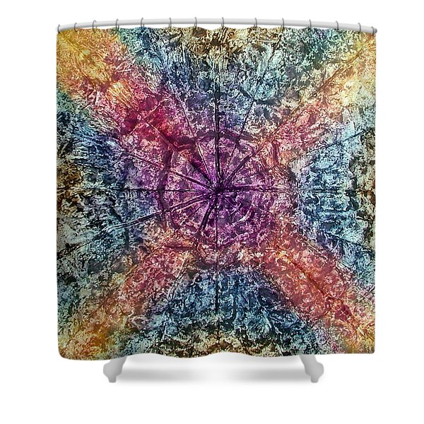 69-offspring While I Was On The Path To Perfection 69 Shower Curtain