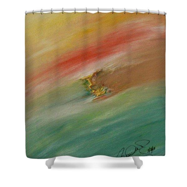Original Masterpiece Shower Curtain
