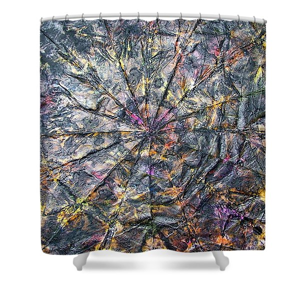70-offspring While I Was On The Path To Perfection 70 Shower Curtain