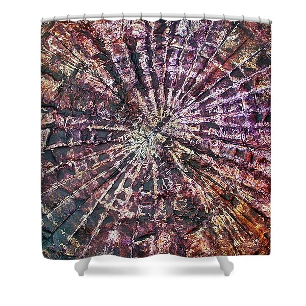 72-offspring While I Was On The Path To Perfection 72 Shower Curtain