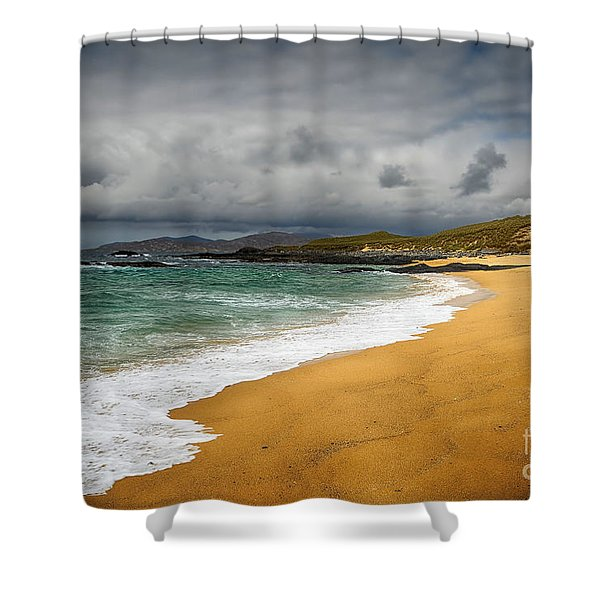 Scarista Shower Curtain