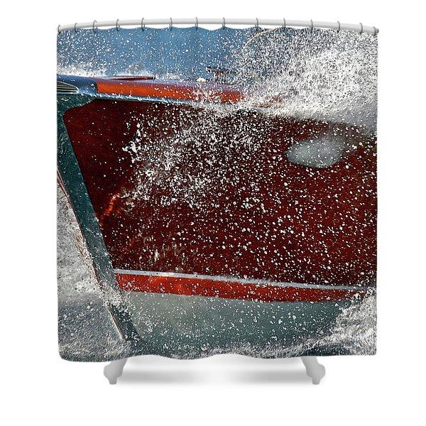 Classic Riva Shower Curtain