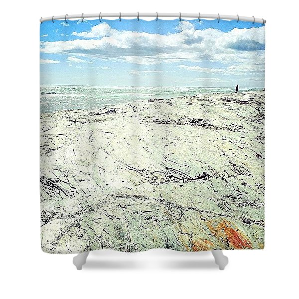 A Bright And Perfect Day Shower Curtain