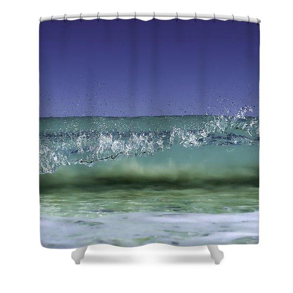 A Clean Break Shower Curtain