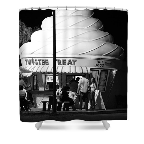 Twistee Treat Shower Curtain