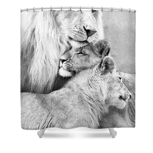 A Father's Love Shower Curtain