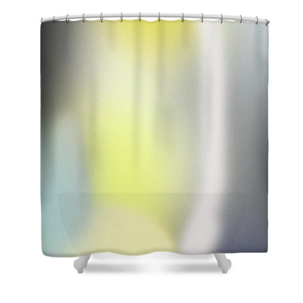 A Fleeting Glimpse 1- Art By Linda Woods Shower Curtain
