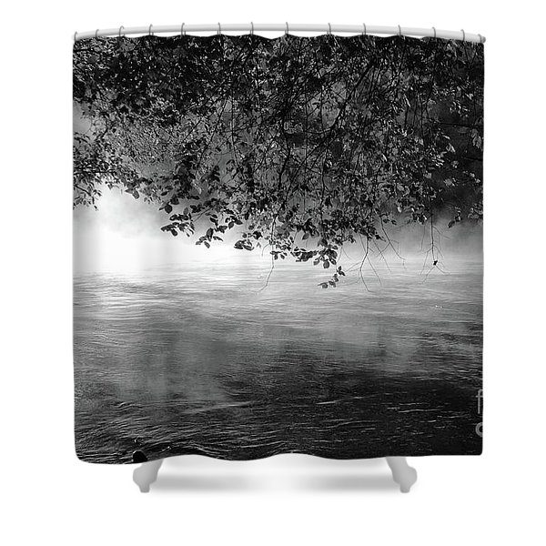A Fresh Start Shower Curtain