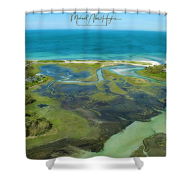 A Hidden Treasure Shower Curtain