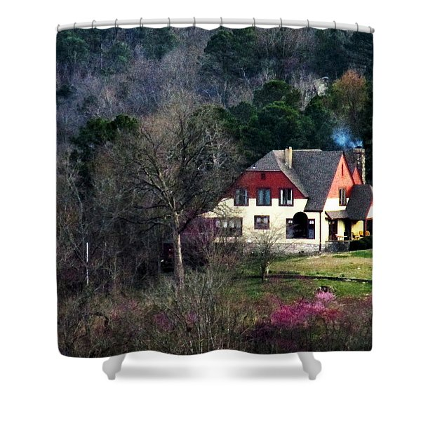 A Home In The Country Shower Curtain