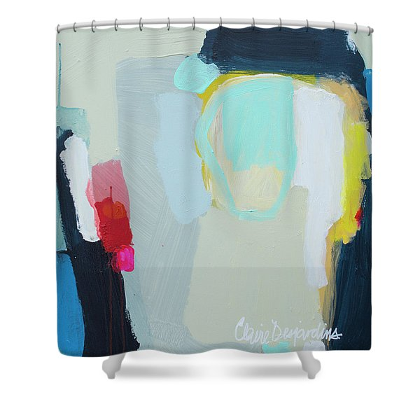 A Hundred Shower Curtain
