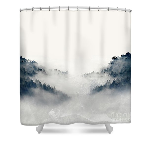 A Magical Thing Shower Curtain