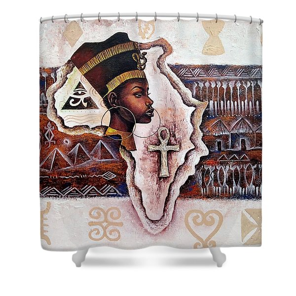 A Mother To All Shower Curtain