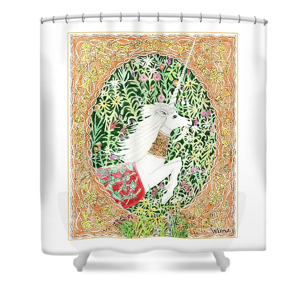 A Pawn Escapes Limited Edition Shower Curtain