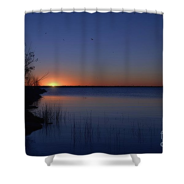 A Piece Of My Soul Shower Curtain