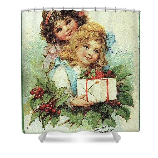 A Present For You Shower Curtain