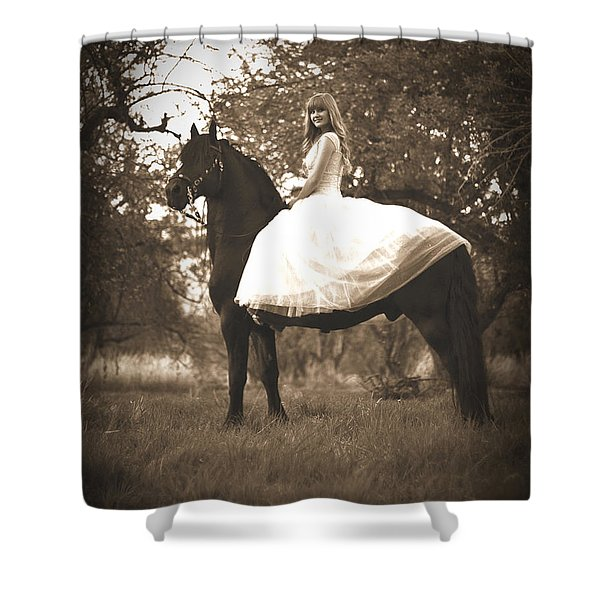 A Princess Dream Shower Curtain