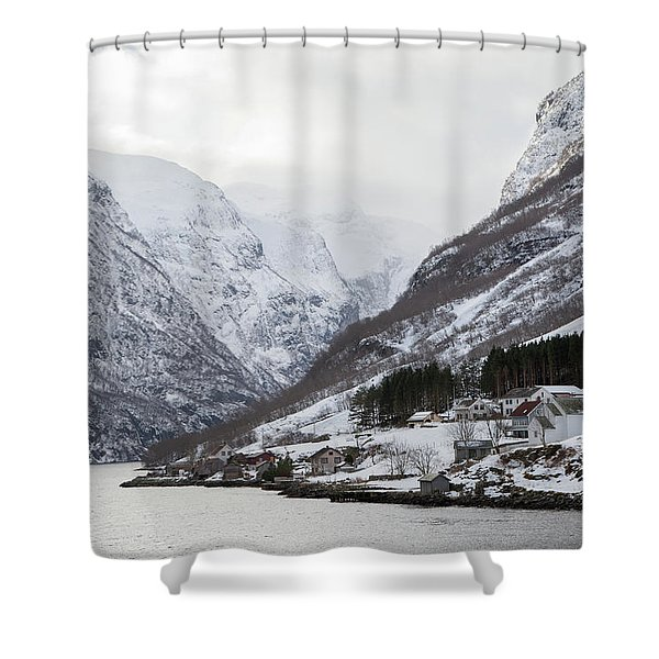 A Quiet Life Shower Curtain