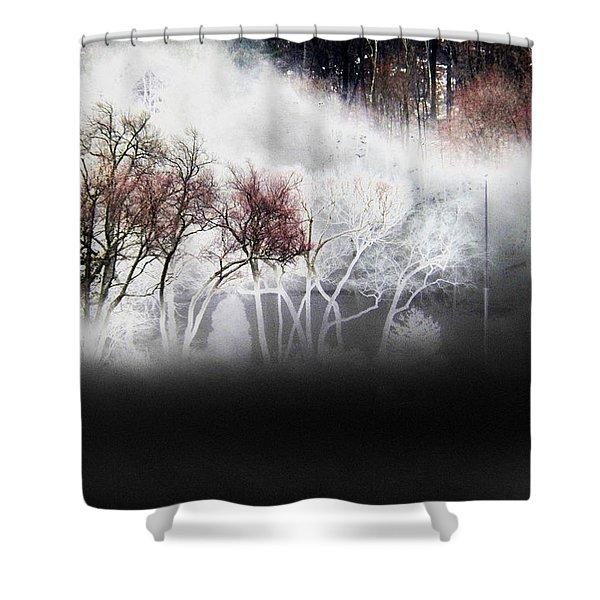 A Recurring Dream Shower Curtain