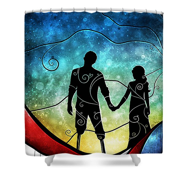 A Soldiers Sacrfice Shower Curtain