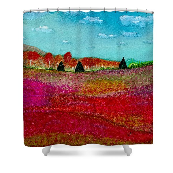 A Special Time Of Year Shower Curtain