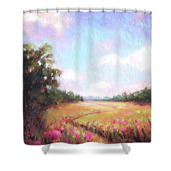 A Spring To Remember Shower Curtain