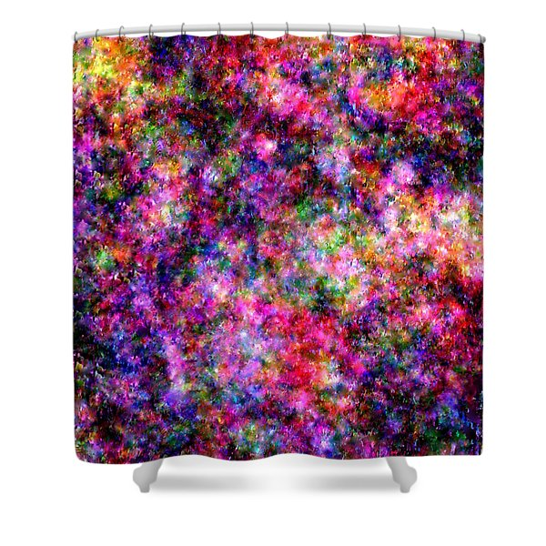 A Thousand Wishes Shower Curtain