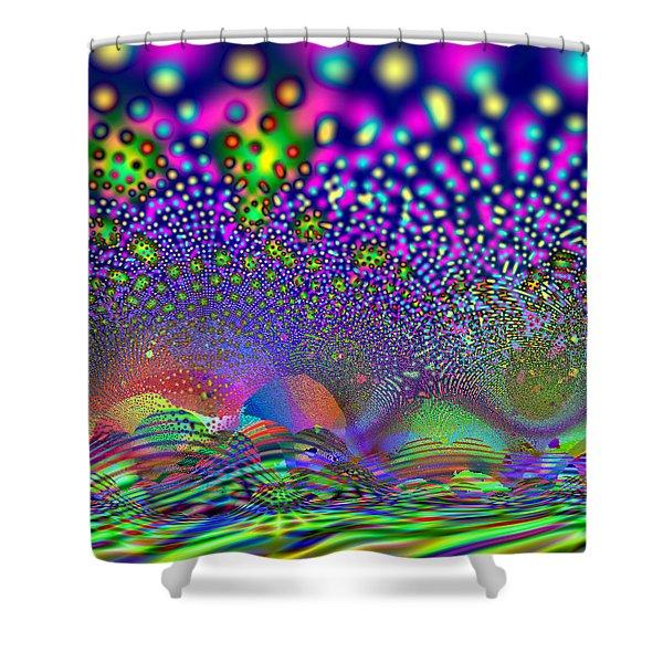 Abanalyzed Shower Curtain