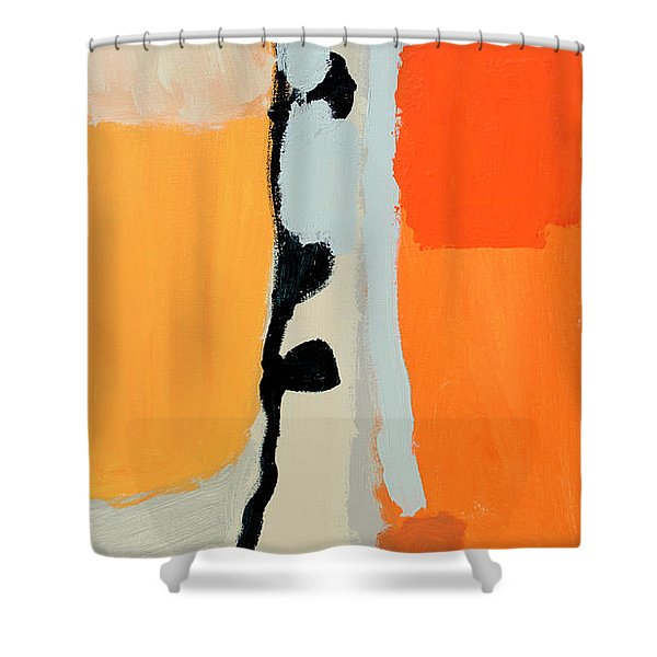 About Face Shower Curtain