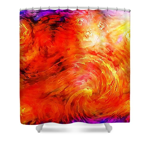 Absolution #2 Shower Curtain