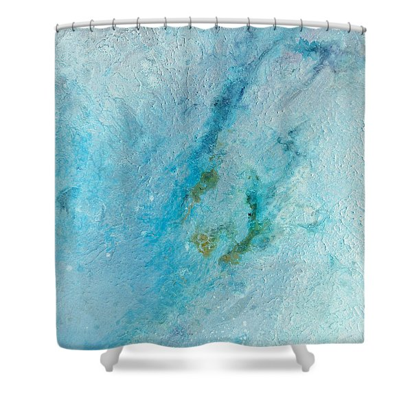 Abstract 200907 Shower Curtain